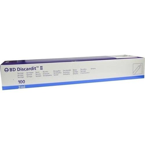 BD DISCARDIT II Spritze 2 ml