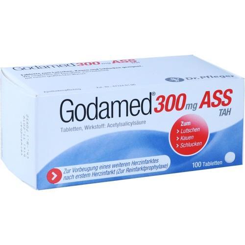 GODAMED 300 mg TAH Tabletten