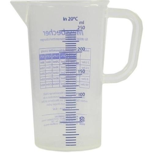 BODE Messbecher für 250 ml 1 St.