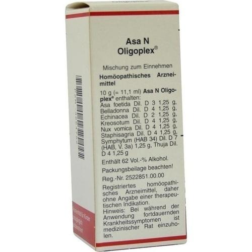 ASA N Oligoplex Liquidum