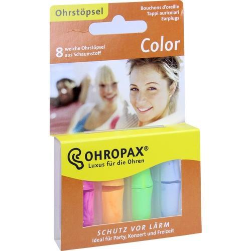 OHROPAX color Schaumstoff-Stöpsel
