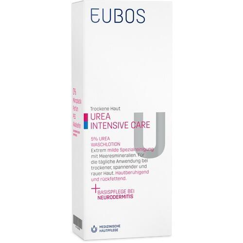 EUBOS TROCKENE HAUT 5% Urea Waschlotion
