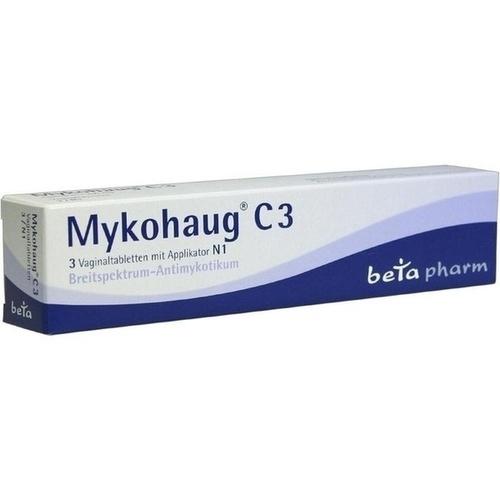 MYKOHAUG C 3 Vaginaltabletten