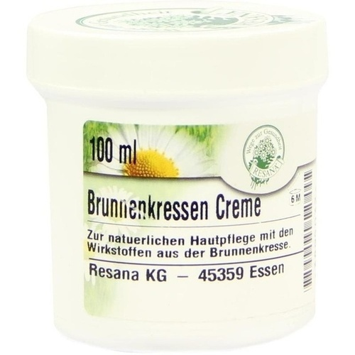BRUNNENKRESSE Creme 100 ml