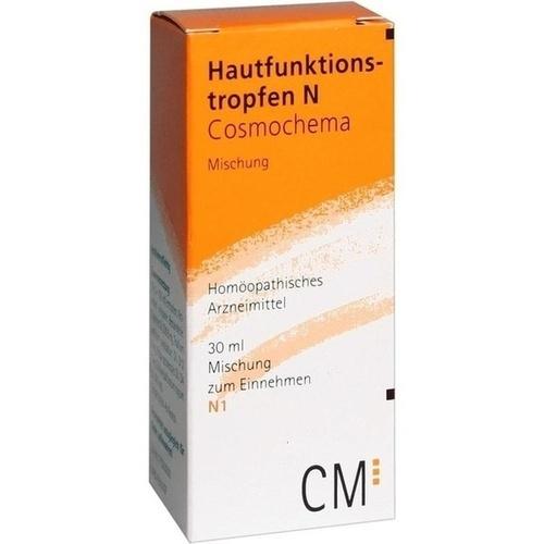 Hautfunktionstropfen N Cosmochema®, 30ml
