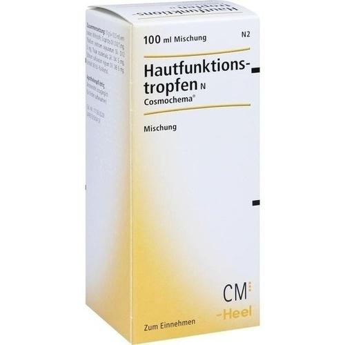 HAUTFUNKTIONSTROPFEN N Cosmochema