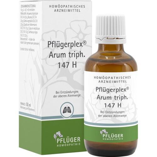 PFLÜGERPLEX Arum Triph. 147 H Tropfen