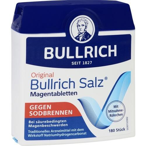 BULLRICH Salz Tabletten