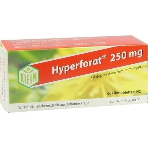 HYPERFORAT 250 mg Filmtabletten 60 St