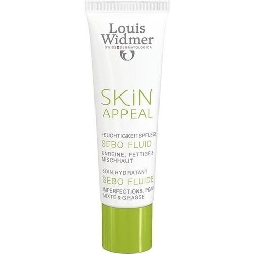 WIDMER Skin Appeal Sebo Fluid unparfümiert