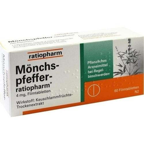 MÖNCHSPFEFFER-RATIOPHARM Filmtabletten