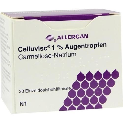 CELLUVISC 1% Augentropfen