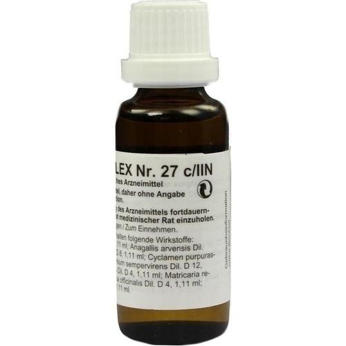 REGENAPLEX 27 C/IIN