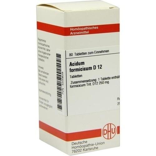 ACIDUM FORMIC D12