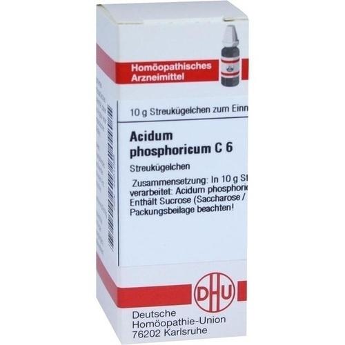 ACIDUM PHOSPHORICUM C 6 Globuli
