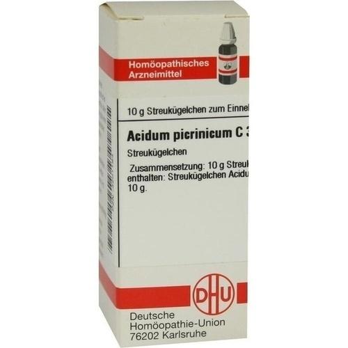 ACIDUM PICRINICUM C 30 Globuli