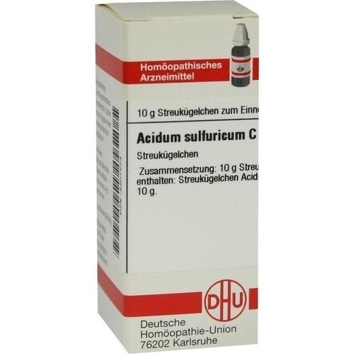 ACIDUM SULFURICUM C 30 Globuli