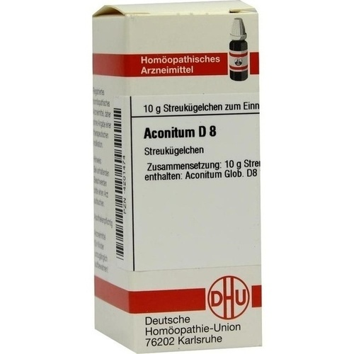 ACONITUM D 8 Globuli