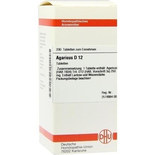 AGARICUS D12