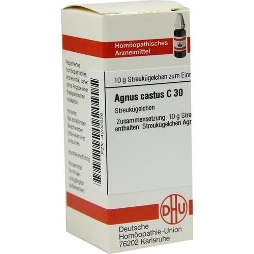 AGNUS CASTUS C 30 Globuli