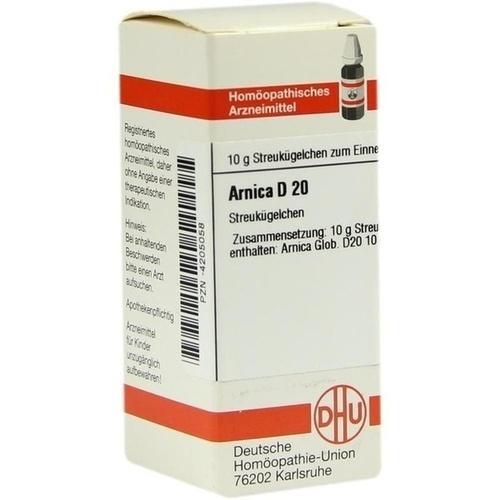 ARNICA D 20 Globuli