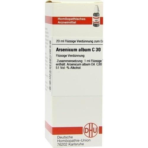 ARSENICUM ALBUM C 30 Dilution