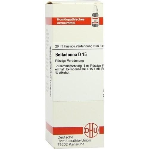 BELLADONNA D 15 Dilution