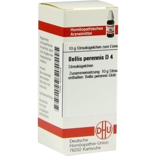 BELLIS PERENNIS D 4 Globuli