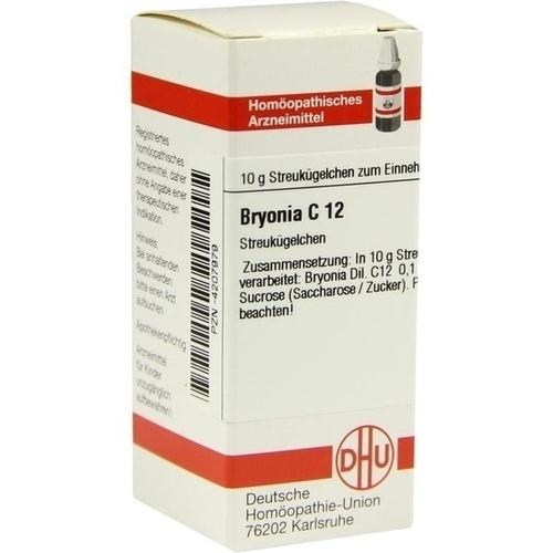 BRYONIA C 12 Globuli