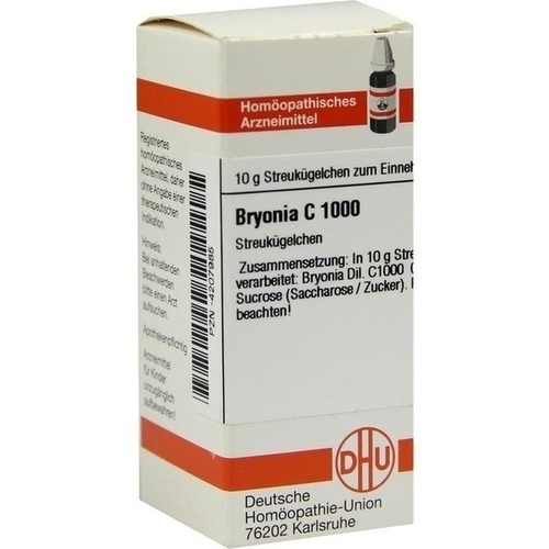 BRYONIA C 1000 Globuli