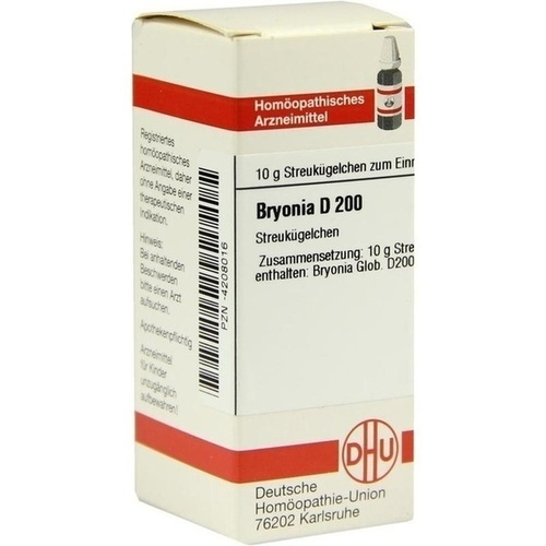 BRYONIA D 200 Globuli