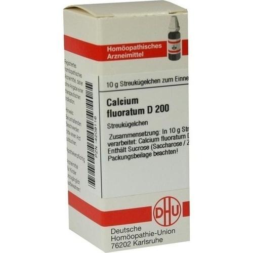 CALCIUM FLUORATUM D 200 Globuli
