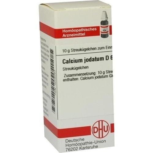 CALCIUM JODATUM D 6 Globuli