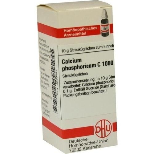 CALCIUM PHOSPHORICUM C 1000 Globuli