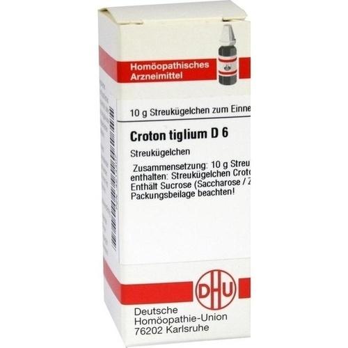 CROTON TIGLIUM D 6