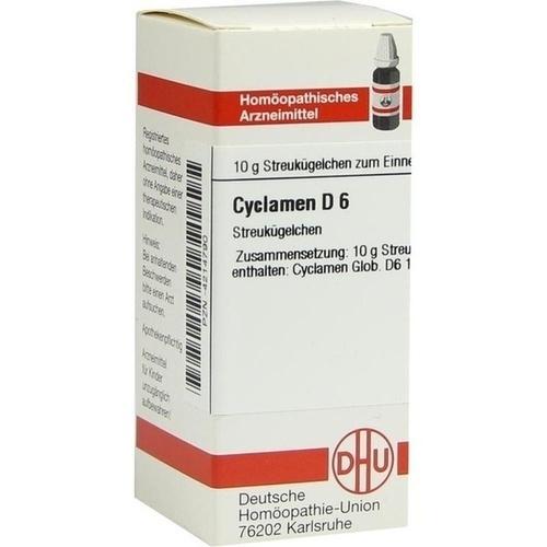 CYCLAMEN D 6