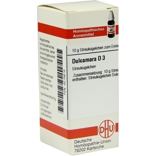 DULCAMARA D 3 Globuli