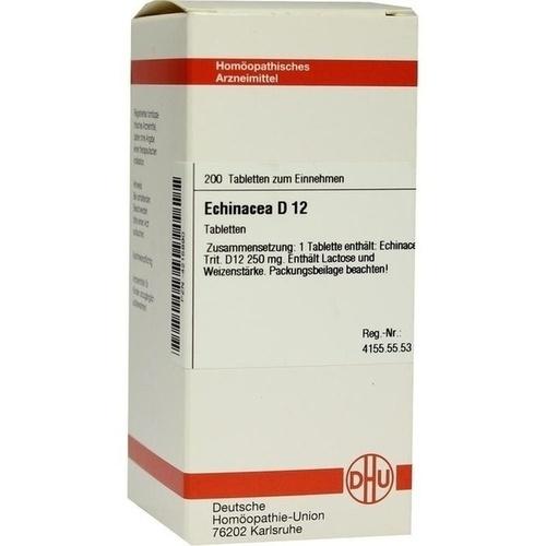 ECHINACEA HAB D 12 Tabletten