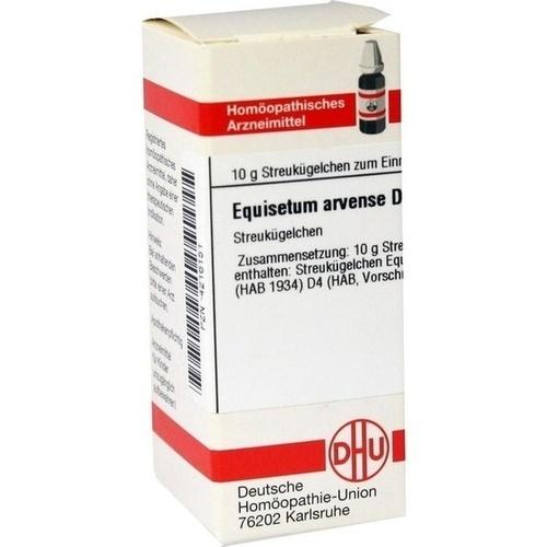 EQUISETUM ARVENSE D 4 Globuli