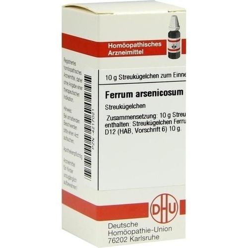 FERRUM ARSENIC D12