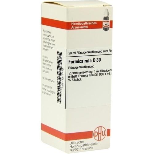 FORMICA RUFA D30