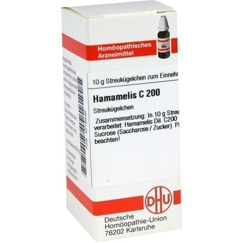 HAMAMELIS C 200 Globuli