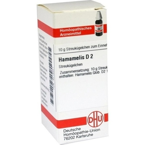 HAMAMELIS D 2