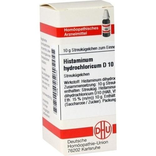 HISTAMINUM HYDROCHLOR D10