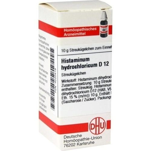 HISTAMINUM HYDROCHLOR D12
