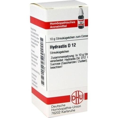 HYDRASTIS D 12 Globuli