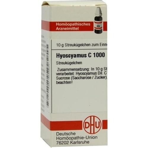 HYOSCYAMUS C1000