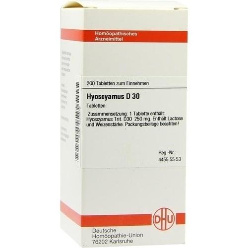 HYOSCYAMUS D30