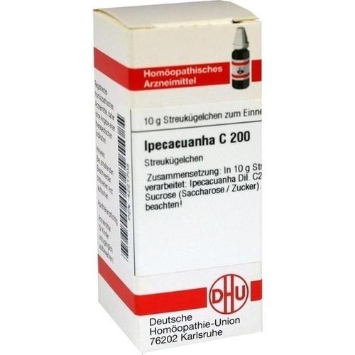 IPECACUANHA C200