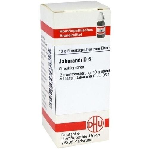 JABORANDI D 6